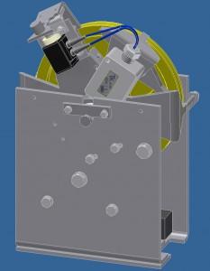 Limiteur Vega avec système anticreep et REDRESSEUR.